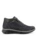 Sneakers  polacco IGI&CO uomo 6121111 blu Gore-tex